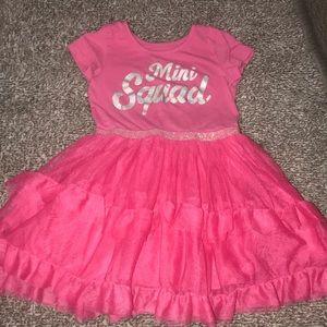 """Cute """"Mini Squad"""" Tutu dress"""